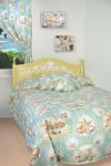 Aqua Sea Life Tropical Bedding and Beach Bedding