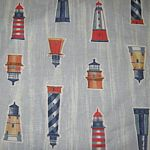 New Lighthouse Tropical Bedding and Beach Bedding