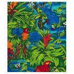 Parrots Tropical Bedding and Beach Bedding