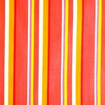 Red Stripe Tropical Bedding and Beach Bedding