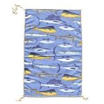 Sports Fish Tropical Bedding and Beach Bedding