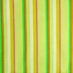 Yellow Stripe Tropical Bedding and Beach Bedding