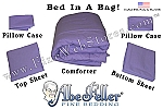 Lavender Bed In A Bag Twin Size