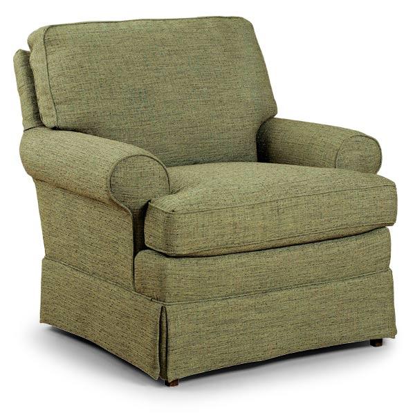 Best Furniture Websites: Quinn Swivel Glider Chair