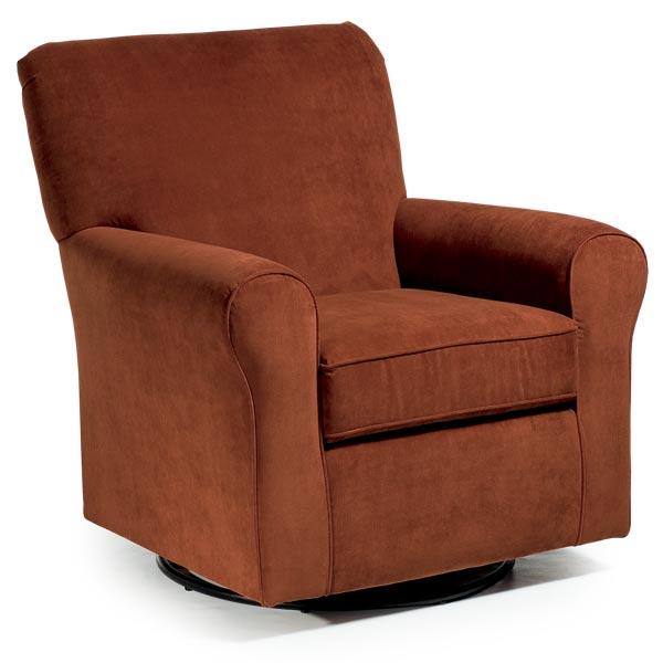 Best Furniture Websites: Hagen Swivel Glider Chair