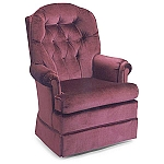 Sibley Swivel Rocker Chair