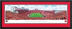 University Of Nebraska Memorial Stadium Deluxe Framed Picture 3