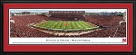 University Of Nebraska Cornhuskers Stadium Deluxe Framed Picture 5