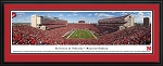 University Of Nebraska Cornhuskers Stadium Deluxe Framed Picture 6