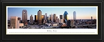Dallas, Texas Deluxe Framed Skyline Picture 2
