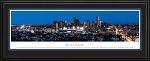 Denver, Colorado Deluxe Framed Skyline Picture 4