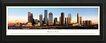 Houston, Texas Deluxe Framed Skyline Picture 1