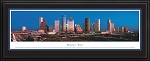 Houston, Texas Deluxe Framed Skyline Picture 2