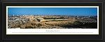 Jerusalem, Israel Deluxe Framed Skyline Picture