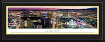Las Vegas, Nevada Deluxe Framed Skyline Picture 6