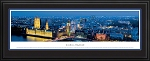 London, England Deluxe Framed Skyline Picture 1a