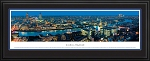 London, England Deluxe Framed Skyline Picture 4