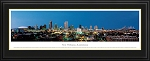 New Orleans, Louisiana Deluxe Framed Skyline Picture 2