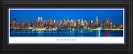 New York, New York Deluxe Framed Skyline Picture 12
