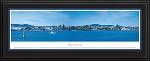 Oslo, Norway Deluxe Framed Skyline Picture