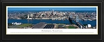Philadelphia, Pennsylvania Deluxe Framed Skyline Picture 2