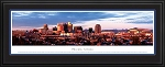 Phoenix, Arizona Deluxe Framed Skyline Picture 2