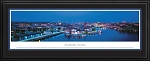 Stockholm, Sweden Deluxe Framed Skyline Picture