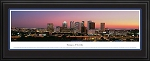 Tampa, Florida Deluxe Framed Skyline Picture 2