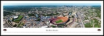 Red River Rivalry Framed Stadium Picture