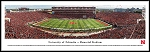 University Of Nebraska Cornhuskers Framed Stadium Picture 5