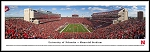 University Of Nebraska Cornhuskers Framed Stadium Picture 6
