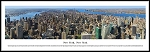 New York, New York Framed Skyline Picture 17