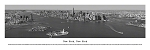 New York, New York Black And White Panoramic Picture 19