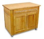 Empire Butcher Block Kitchen Island