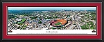 University of Oklahoma Red River Rivalry Deluxe Framed Picture