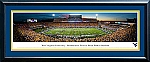 West Virginia University Milan Puskar Stadium Deluxe Framed Picture