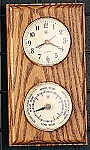 Time And Tide Wall Clock T.P.