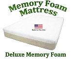Deluxe Twin Memory Foam Mattress Memory Foam 10