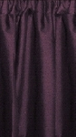 Eggplant Tier Curtains