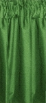 Kelly Green Tier Curtains
