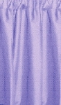 Light Purple Tier Curtains