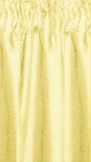 Light Yellow Tier Curtains