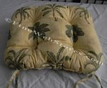 Palm Beach Decor Chair Cushion