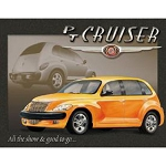 Chrysler PT Cruiser Tin Sign
