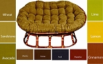 Outdoor Double Papasan Replacement Cushion