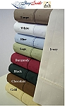 King Size 300 Thread Count Egyptian Cotton Dot Sheets