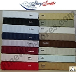 Expanded Queen Size 300 Thread Count Egyptian Cotton Sheets Stripe