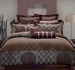 Marianna Full/Queen 7 Piece Hotel Collection Duvet Cover Set