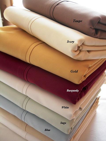 King Size 1000 Thread Count Egyptian Cotton Sheets Solid