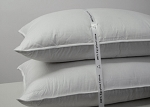 King 500 Thread Count Firm Goose Down Filled Pillow